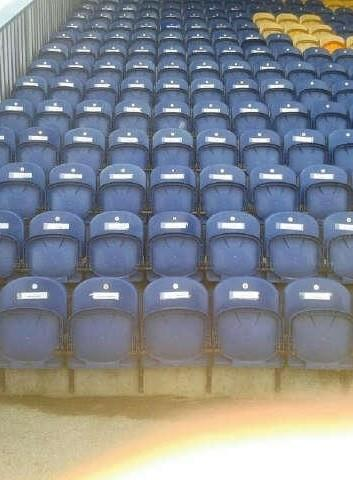 Mansfield devote unused seats to names of Hillsborough victims ahead of 3rd round tie against Liverpool